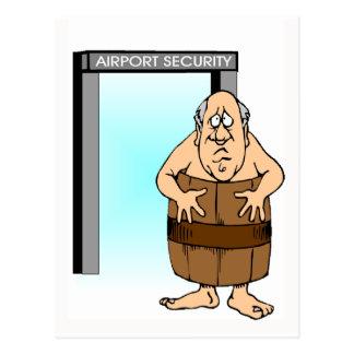 Nueva seguridad postales