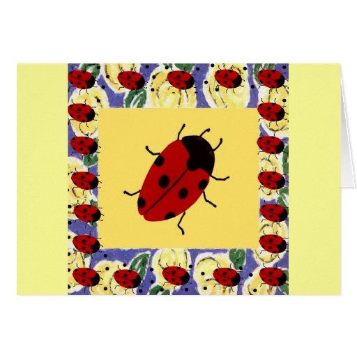 Nueva señora Bugs Felicitaciones