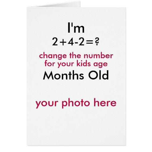 nueva tarjeta de los borns