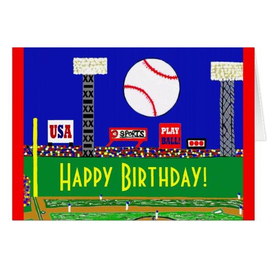 Nueva tarjeta o invitación del feliz cumpleaños de