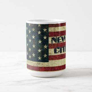 Nueva taza de café del ciudadano de los E.E.U.U. d