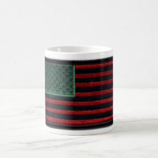 Nueva taza de la bandera de los E.E.U.U.