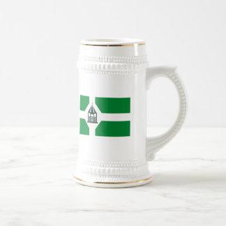 Nueva taza de la bandera de Milford
