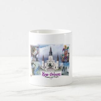 Nueva taza de Orleans-Places&People