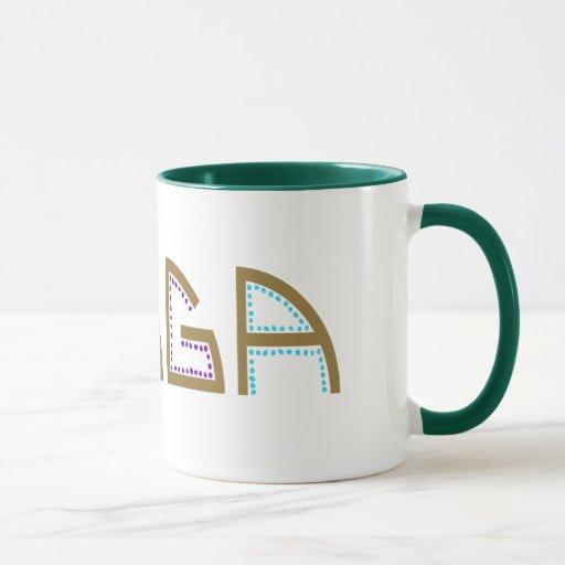 Nueva taza del logotipo de la banda de Didga