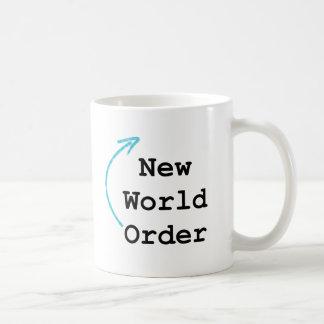 Nueva taza del orden mundial