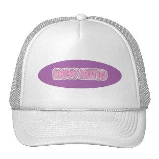 Nueva tía gorras de camionero