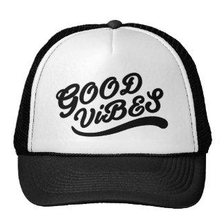 Nueva tipografía de la edad de la buena sensación gorra