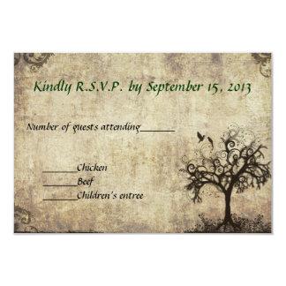Nueva vida que casa la invitación de la tarjeta de invitación 8,9 x 12,7 cm