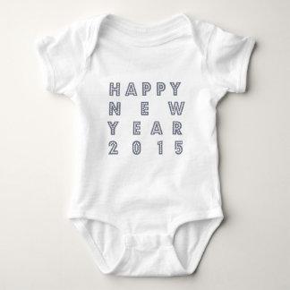 Nueva víspera feliz 2015 de los year´s tshirts