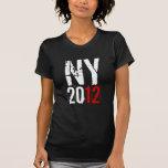 Nueva York 2012 Camisetas