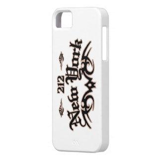 Nueva York 212 iPhone 5 Protectores