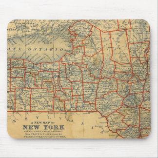 Nueva York 5 Alfombrilla De Raton