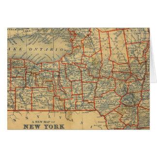 Nueva York 5 Tarjeton