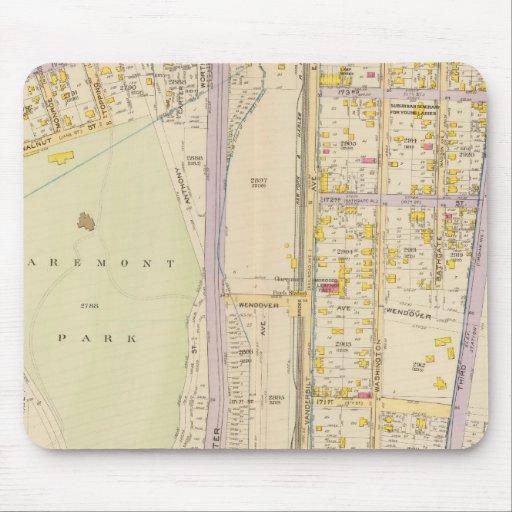 Nueva York 7 Alfombrilla De Raton