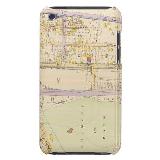 Nueva York 7 Case-Mate iPod Touch Cárcasas