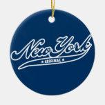Nueva York Adorno De Reyes
