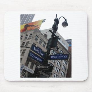 Nueva York Alfombrillas De Raton