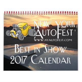 Nueva York AutoFest 2017 mejor de calendario de la