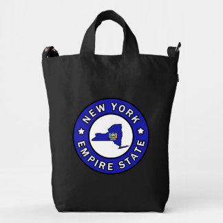 Nueva York Bolsa De Lona Duck