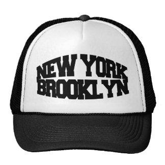 Nueva York Brooklyn Gorros