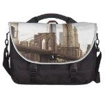 Nueva York Brooklyn puente Bolsa Para Ordenador
