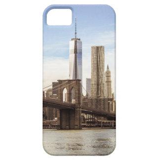 Nueva York Brooklyn puente Funda Para iPhone 5 Barely There
