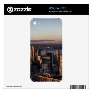 Nueva York Calcomanías Para iPhone 4S