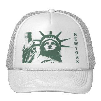 Nueva York capsula los regalos de la libertad del  Gorra