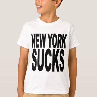 Nueva York chupa Playera