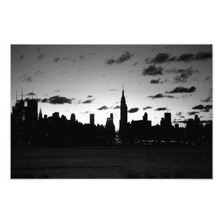 Nueva York clásica Arte Fotográfico