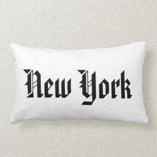 Nueva York Cojin