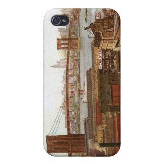 Nueva York de Brooklyn iPhone 4/4S Carcasas