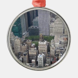 Nueva York Adorno Para Reyes