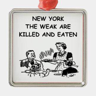 Nueva York Ornatos