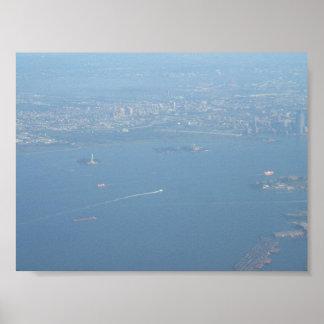 Nueva York del aeroplano Impresiones