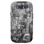 Nueva York desde arriba Galaxy S3 Cárcasa