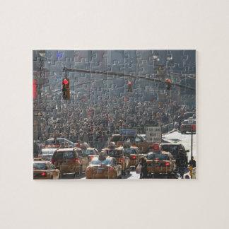 Nueva York difícil Puzzles Con Fotos