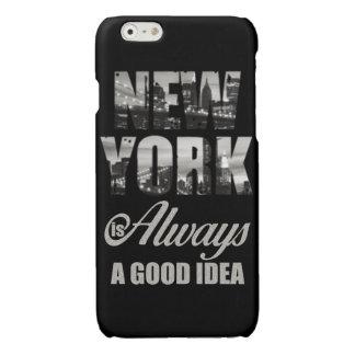 Nueva York es siempre una buena idea