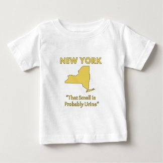 Nueva York - ese olor es probablemente orina Playeras