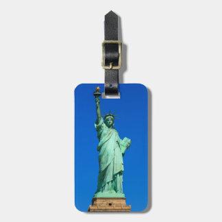 Nueva York, estatua de la libertad Etiquetas Para Maletas