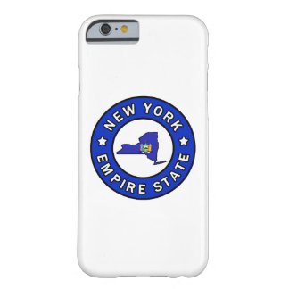Nueva York Funda Barely There iPhone 6