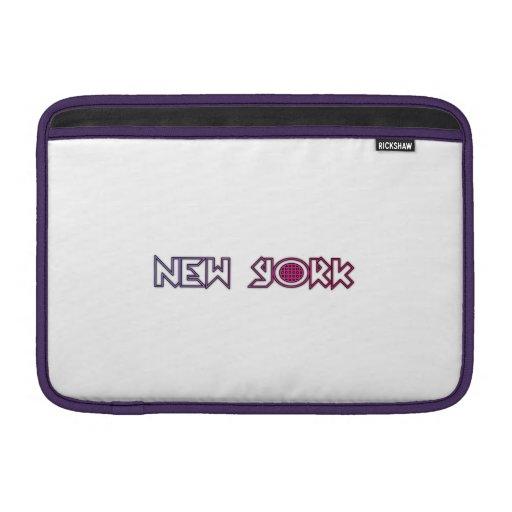 Nueva York Fundas Para Macbook Air