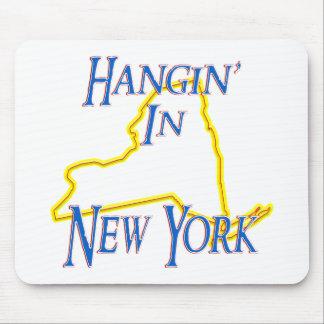 Nueva York - Hangin Tapetes De Ratones