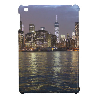 Nueva York horizonte Hudson River World Trade Cent