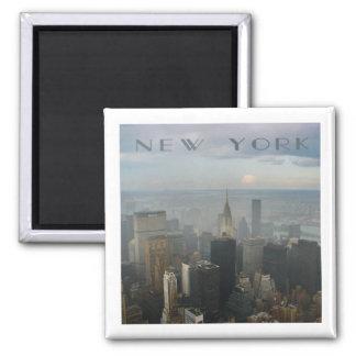 Nueva York Imán Cuadrado