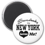 Nueva York Iman De Frigorífico