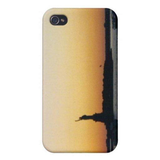 Nueva York iPhone 4 Protector