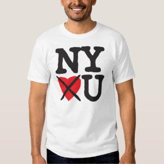 Nueva York le odia Playeras