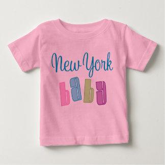 Nueva York linda embroma la camiseta